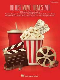 The Best Movie Themes Ever by Hal Leonard Publishing Corporation image