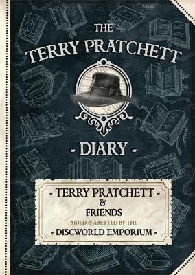 The Terry Pratchett Diary by Terry Pratchett image