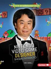 Shigeru Miyamoto by Anastasia Suen