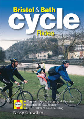 The Bristol and Bath Cycle Guide by Nicky Crowther image