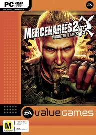 Mercenaries 2: World in Flames (Value Game) for PC Games image