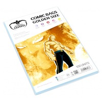 Ultimate Guard: Comic Bags - Gold (100-Pack)
