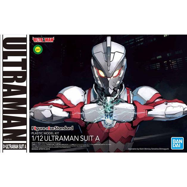 Ultraman: Figure-rise: 1/12 Ultraman Suit A - Model Kit