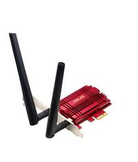 ASUS PCE-AC56 802.11ac Dual-band Wireless-AC1300 PCI-E Adapter image