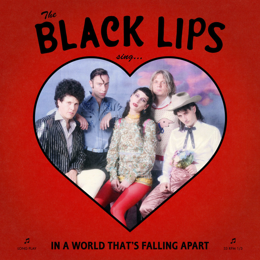 Sing In A World That's Falling Apart by Black Lips image
