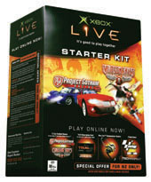 Xbox Live Starter Kit for Xbox