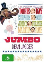 Billy Rose's Jumbo on DVD