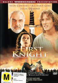 First Knight on DVD