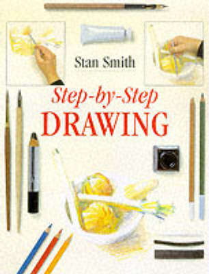 Step-by-step Drawing by Stan Smith