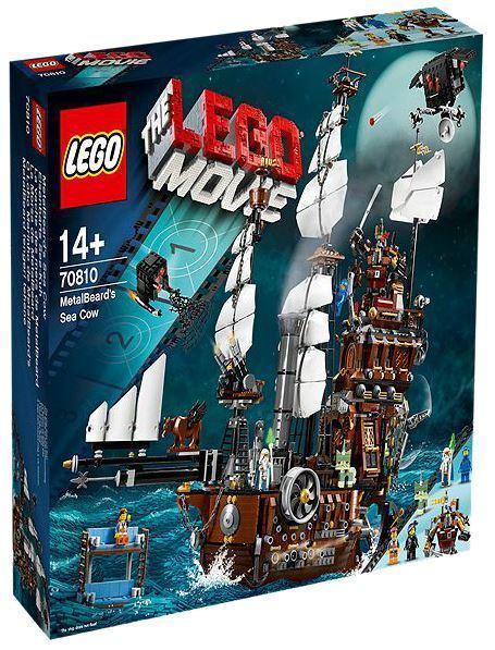 Lego Movie Metalbeard S Sea Cow 70810 Toy At Mighty Ape Nz