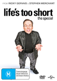 Life's Too Short - 2013 Special on DVD