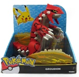 Pokémon: Groudon - Titan Figure