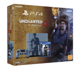 PS4 Uncharted 4 Limited Edition Console Bundle for PS4