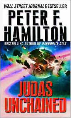 Judas Unchained (Commonwealth Saga #2) by Peter F Hamilton image
