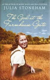 The Girl at the Farmhouse Gate by Julia Stoneham image