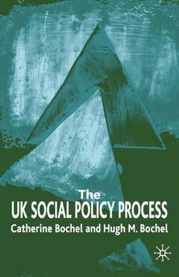 The UK Social Policy Process by Catherine Bochel image