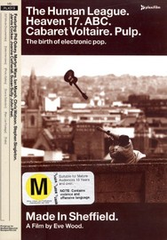 Made In Sheffield: The Birth Of Electronic Pop on DVD image