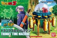 Dragon Ball Z: Trunks' Time Machine - Figure-rise Mechanics Model Kit