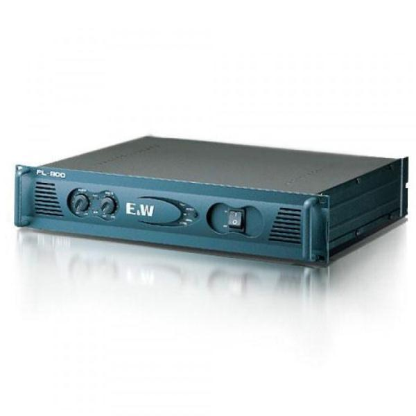 E&W PL800 Power Amp image