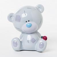 Tiny Tatty Teddy: Ceramic Teddy Money Box