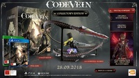 Code Vein Collector's Edition for PS4 image