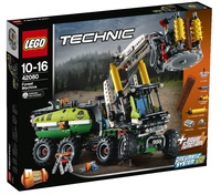 LEGO Technic: Forest Machine (42080)