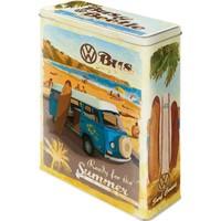 Nostalgic Art: Storage Tin - VW Bus (XL)