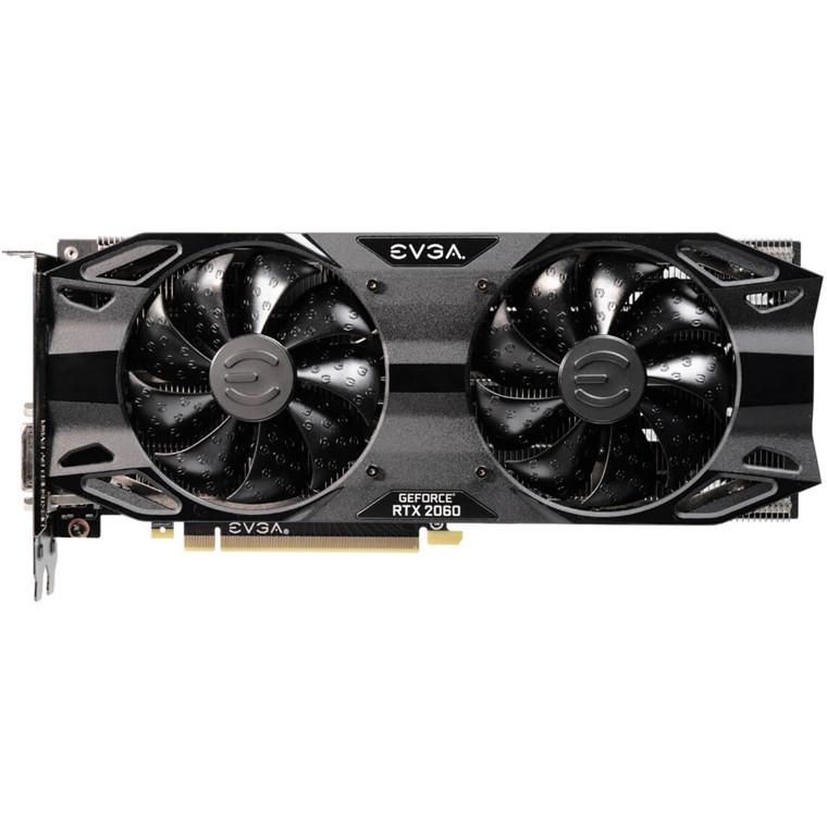 EVGA GeForce RTX 2060 XC Ultra 6GB GDDR6 Graphics Card