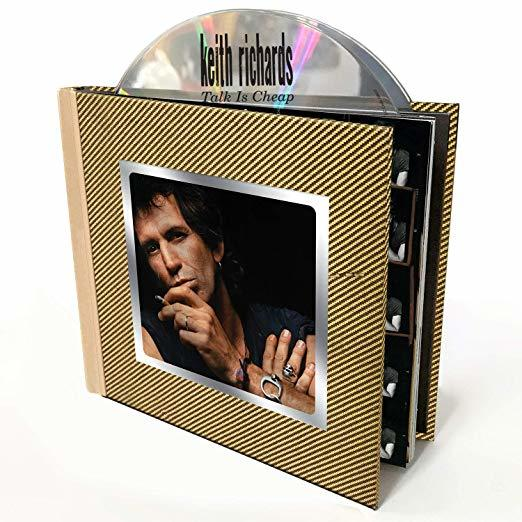 Talk Is Cheap (30Th Anniversary Edition) (Deluxe CD) by Keith Richards