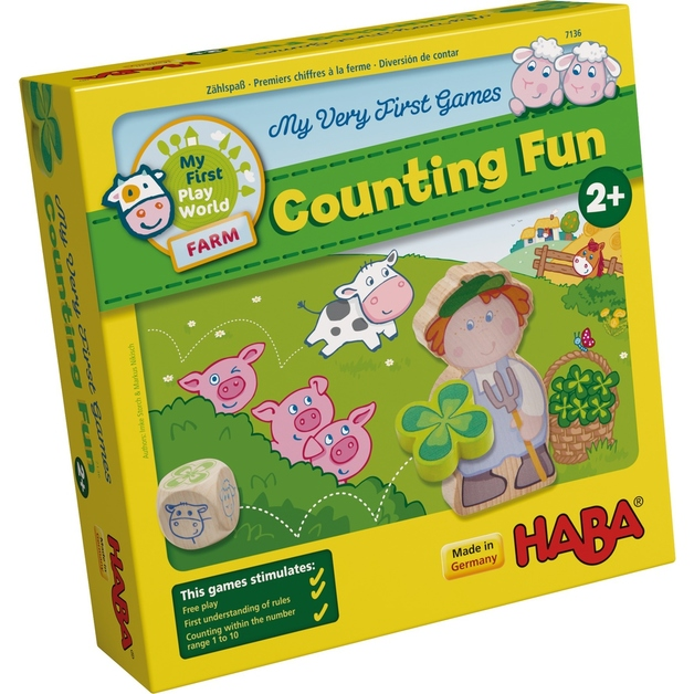 My Very First Games - Counting Fun