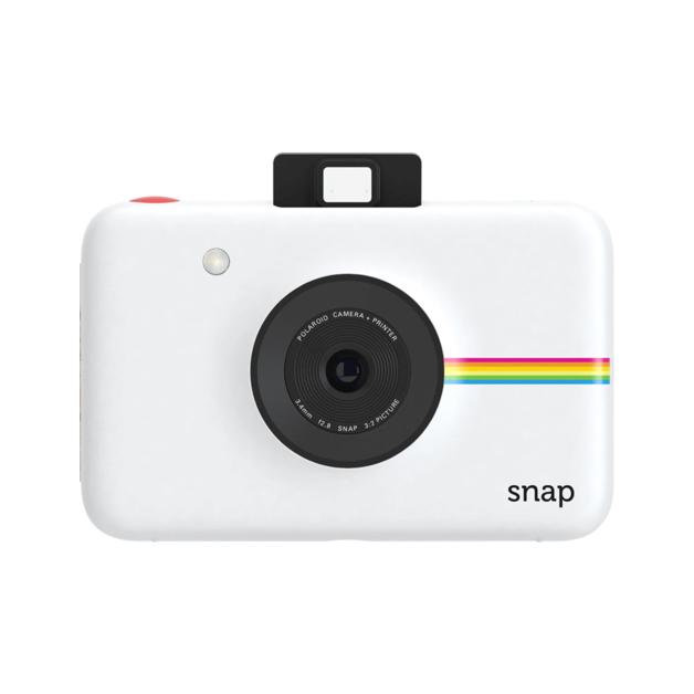 Polaroid: Snap Instant Digital Camera - White
