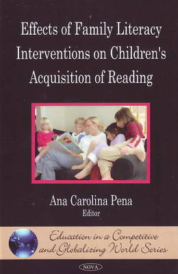 Effects of Family Literacy Interventions on Children's Acquisition of Reading image
