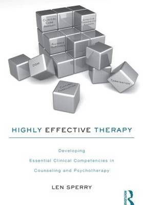 Highly Effective Therapy by Len Sperry image