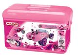 Meccano Pink Tool Box