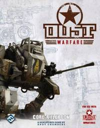 Dust Warfare Core Book