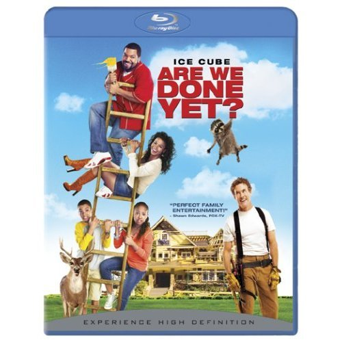 Are We Done Yet? on Blu-ray