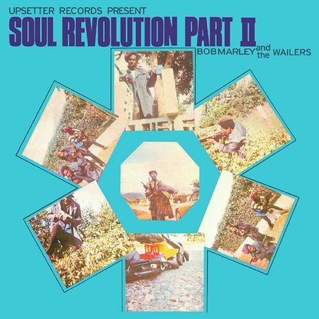 Soul Revolution Part II by Bob Marley & The Wailers