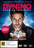 Dynamo: Magician Impossible - Season Three DVD