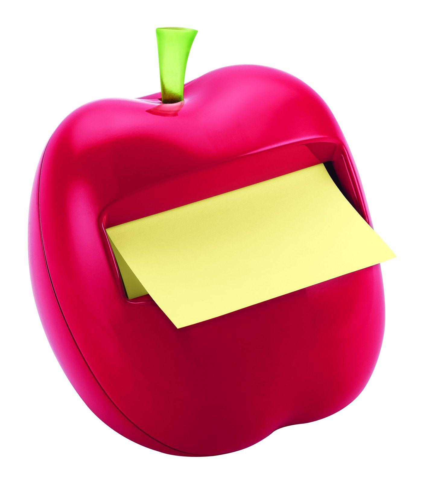 Post-it Pop-Up Dispenser - Apple image