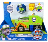 Paw Patrol: Rocky's Lights & Sounds Recycling Truck