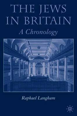 The Jews in Britain by Raphael Langham