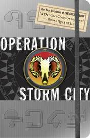 Operation Storm City (Guild Trilogy #3) by Joshua Mowll image