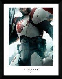 Destiny 2: Titan - Framed Print