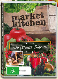 Market Kitchen - Christmas Diaries on DVD