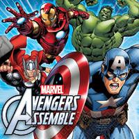 Marvel Avengers Napkins (Pack of 16)