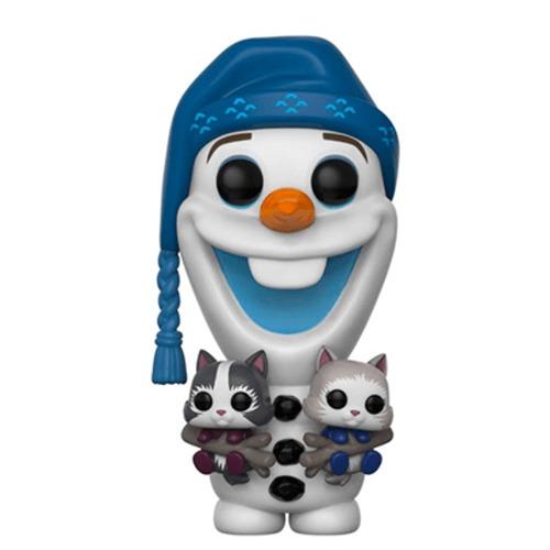 Frozen - Olaf (with Kittens) Pop! Vinyl Figure