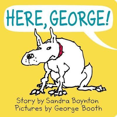 Here, George! by Sandra Boynton