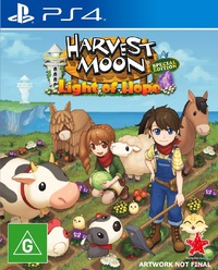 ​Harvest Moon: Light of Hope Special Edition for PS4
