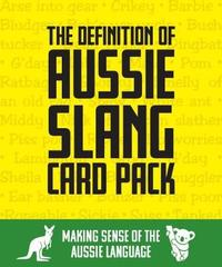 The Definition of Aussie Slang - Card Pack image