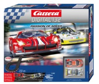 Carrera: Digital 132 - Passion of Speed Slot Car Set (Ferrari/Porsche)